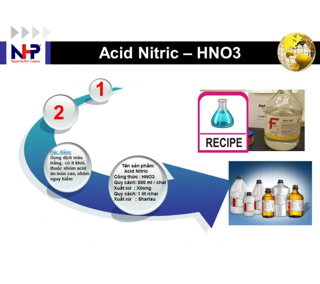 Acid Nitric - HNO3